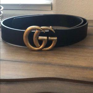 Black and Gold belt!